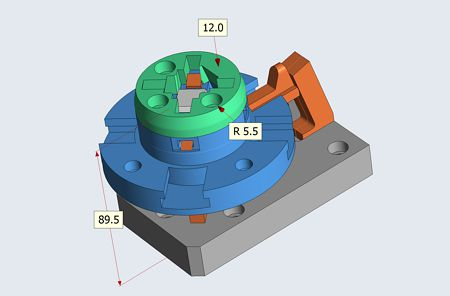 Measure and analyze 3D CAD models